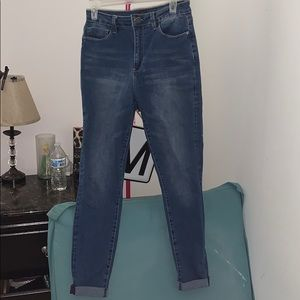 YMI High Rise/High Waisted Women's Jeans
